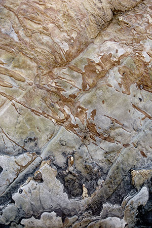abstract rock art #8, Point Lobos,CA